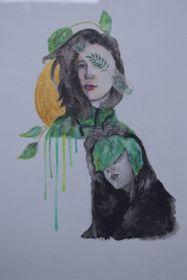 Эва любит и рисовать, Фото: Ондржей Томшу