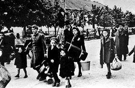 Židé v Terezíně, 1942
