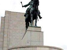 Nádvoří Ministerstva obrany ČR, foto: www.army.cz