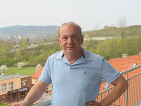 Sotirios Zavalianis, foto: Klára Stejskalová