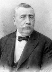 основатель предприятия Антонин Петроф (1839–1915)