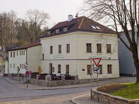 Le restaurant 'A la couronne tchèque', photo: Honza Groh, CC BY-SA 3.0 Unported