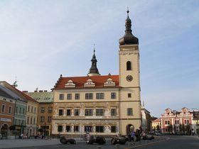 Old Town Hall, photo: Jan Polák, CC BY-SA 3.0 Unported