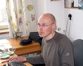 Petr Kuta  (Foto: autor)