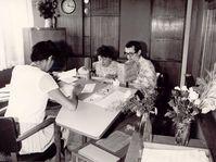 Редакторы чешского радио, август 1968 года, фото: Архив Чешского радио