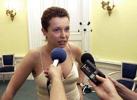 Petra Buzková, foto: ČTK