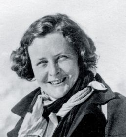 Doreen Warriner, photo: Archives d'Henry Warriner