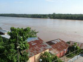 Amazonas-Zufluss Huallaga (Foto: Simona Binková)