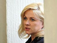 Jana Nečasová (Foto: Filip Jandourek, Archiv des Tschechischen Rundfunks)