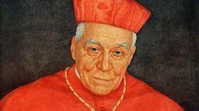 Cardenal Josef Beran, foto: ČT
