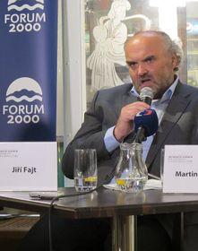 Иржи Файт, Фото: Мартина Шнайбергова, Чешское радио - Радио Прага