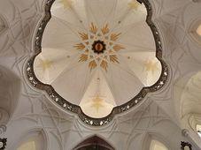 L'église Saint-Jean-Népomucène à Zelená Hora, photo: gampe, CC BY-SA 3.0 Unported