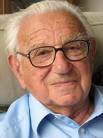 Nicholas Winton, photo: Archives de Radio Prague Int.