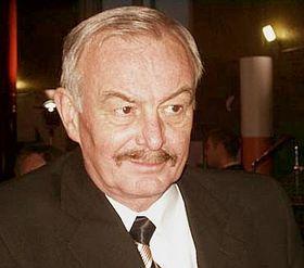 Předseda senátu Přemysl Sobotka