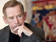 Václav Havel, photo: Filip Jandourek