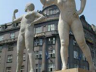 Prague's Wenceslas Square, Photo: Simona Kalasova