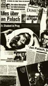 Prensa mundial sobre Jan Palach