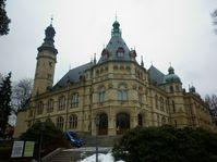 Severočeské muzeum v Liberci, foto: autorka