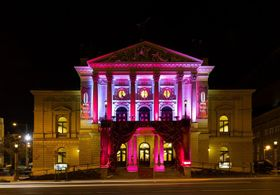 Фото: Ples v opeře