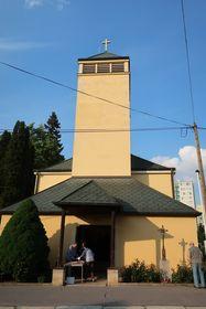Franziskus-Kirche im Prager Stadtteil Chodov (Foto: Martina Schneibergová)