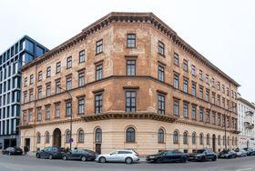 Le palais Desfours, photo: Radomír Kočí