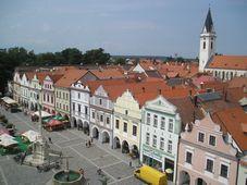 Stadt Třeboň (Foto: Magdaléna Kašubová)