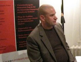 Christoph Haacker (Foto: Archiv des Prager Literaturhauses)