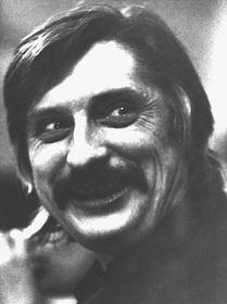 Jiří Dienstbier in 1970s, photo: CTK