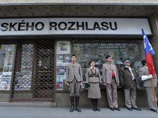 El acto recordatorio, foto: ČTK / Michaela Říhová