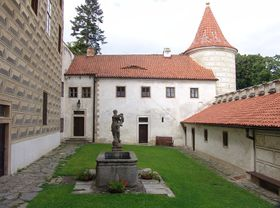 замок Горшовский Тын, фото: Милош Турек