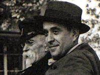 Tomas Garrigue and Jan Masaryk