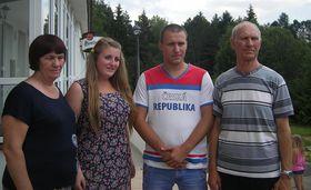 Земляки с Украины (Фото: Лорета Вашкова)