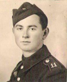 Partisano Dalibor Knejfl (1944), foto: archivo de Dalibor Knejfl
