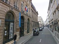 Centre tchèque de Paris, photo: Google Maps