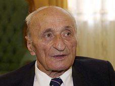 Rudolf Pernický (na archivním snímku z 31. května 2002), foto: ČTK