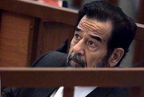 Saddam Hussein (Foto: CTK)