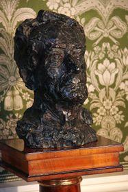 Le buste de František Kupka