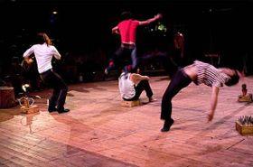 Cirque Galapiat, photo: Letní Letná