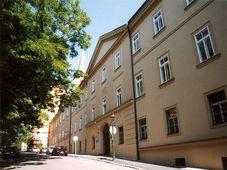 Le centre de désintoxication pour alcooliques à l'hôpital Apolinář