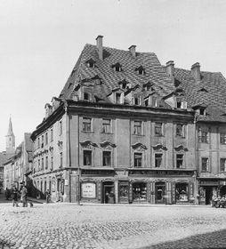 Cheb 1948 (Foto: Archiv der Stadt Cheb)