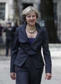 Theresa May, foto: ČTK