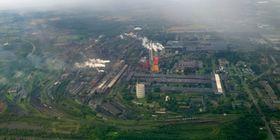 ArcelorMittal Ostrava, foto: František Tichý, archiv ČRo