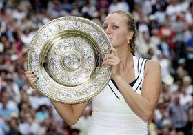 Petra Kvitová, photo: Pavel Lebeda / Česká sportovní / CC BY-SA 3.0 CZ