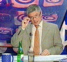 Vladimír Zelezný en su programa '¡Llame al director!', foto: CTK