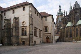 Starý královský palác, foto: Správa Pražského hradu