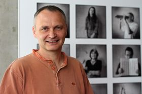 Tomáš Samek, foto: Jana Přinosilová, ČRo