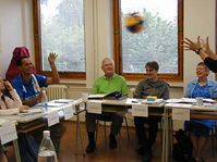 Czech language school for foreign students, photo: Libor Kukal