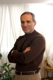Garri Kasparow (Foto: Owen Williams, The Kasparov Agency, CC BY-SA 3.0)