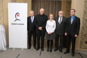 Лауреаты премии «Чешская голова» 2015г., Фото: Официальный сайт конкурса «Чешская голова»
