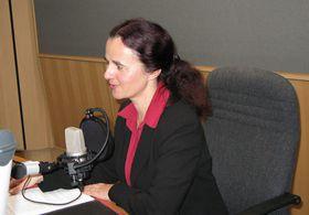 Marie Ryantová, foto: Tamara Kocourková, ČRo